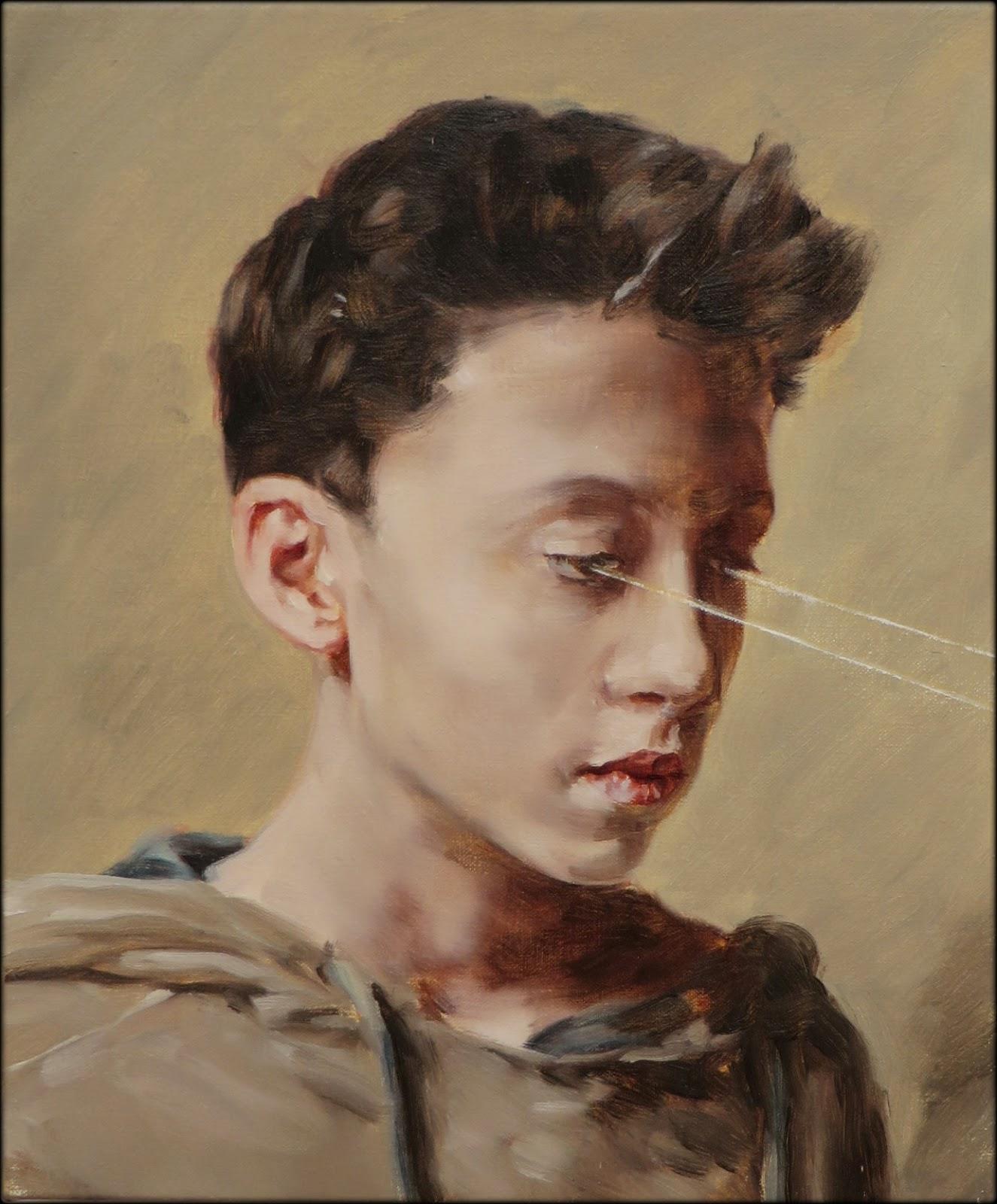 Borremans Michael - the son