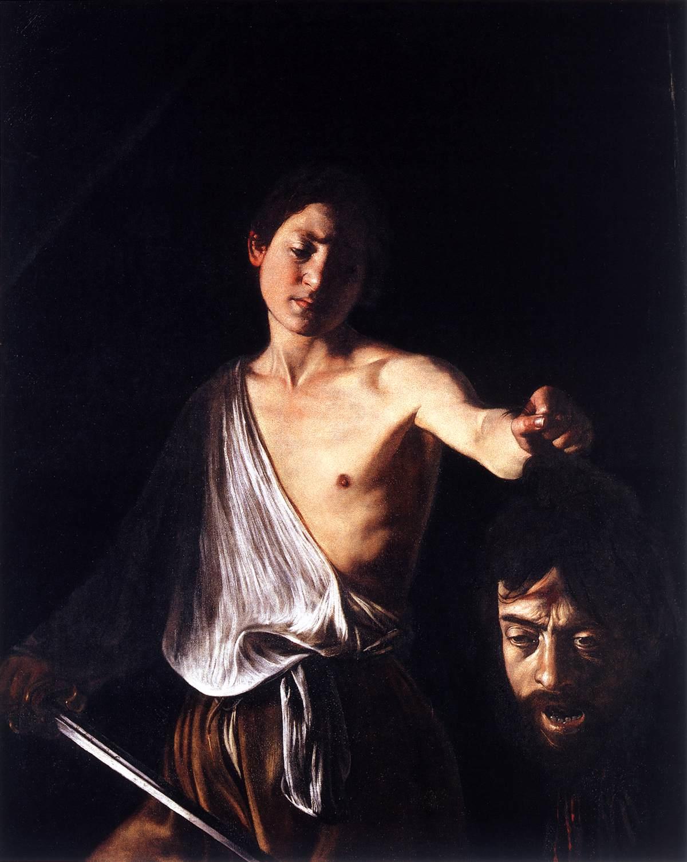Michelangelo Merisi da Caravaggio David