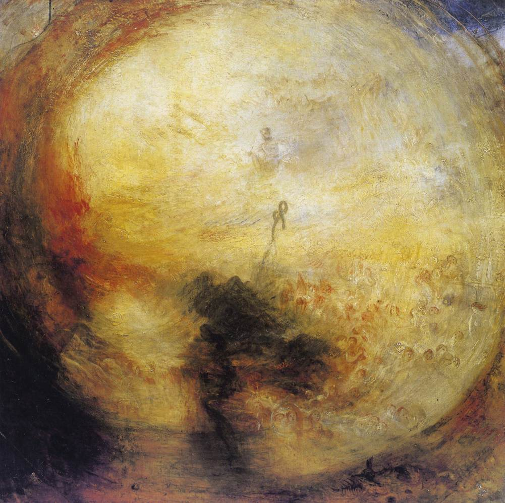 Joseph Mallord William Turner The Morning after the Deluge
