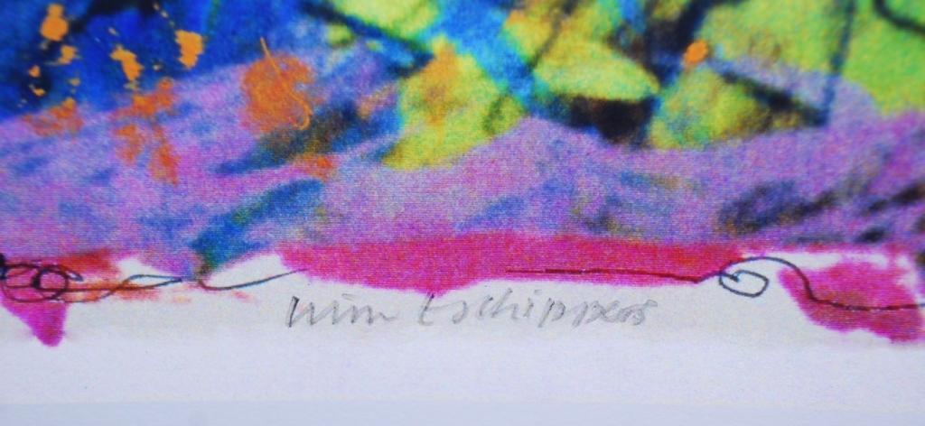 Wim T. Schippers Het verlangen detail